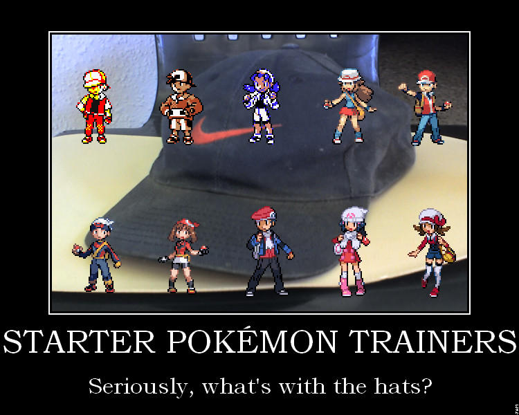Trainer Requirements?
