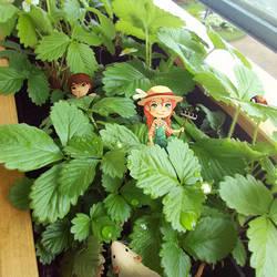 Jardinage by tiny-jumy