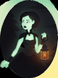 Scary Halloween by tiny-jumy