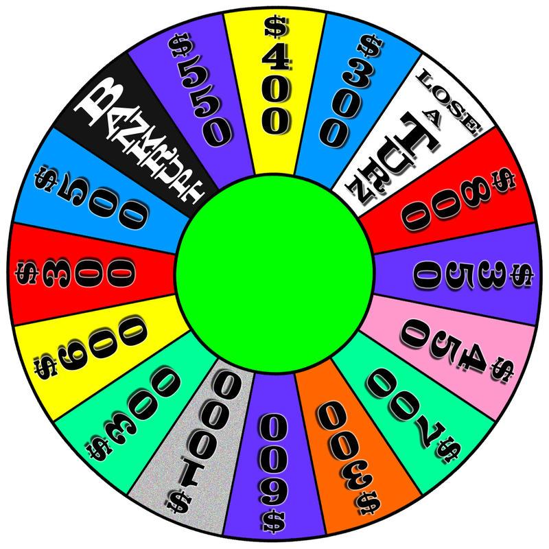 Iwon wheel 02 by gradyz033 on deviantart for Online wheel of fortune template