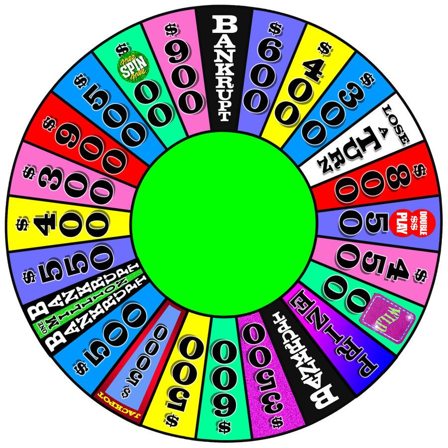 online wheel of fortune template - bigjon 39 s wof round 2 by drummingoni on deviantart