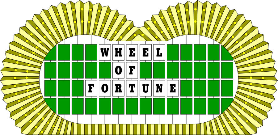 wheel of fortune board template - wof classic puzzleboard by drummingoni on deviantart