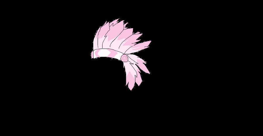 how to draw a headdress animal jam
