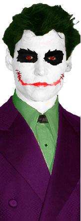 Johnny Depp as The Joker by christofferlarsson on DeviantArt