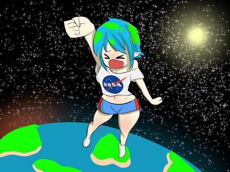 Earth Chan!!