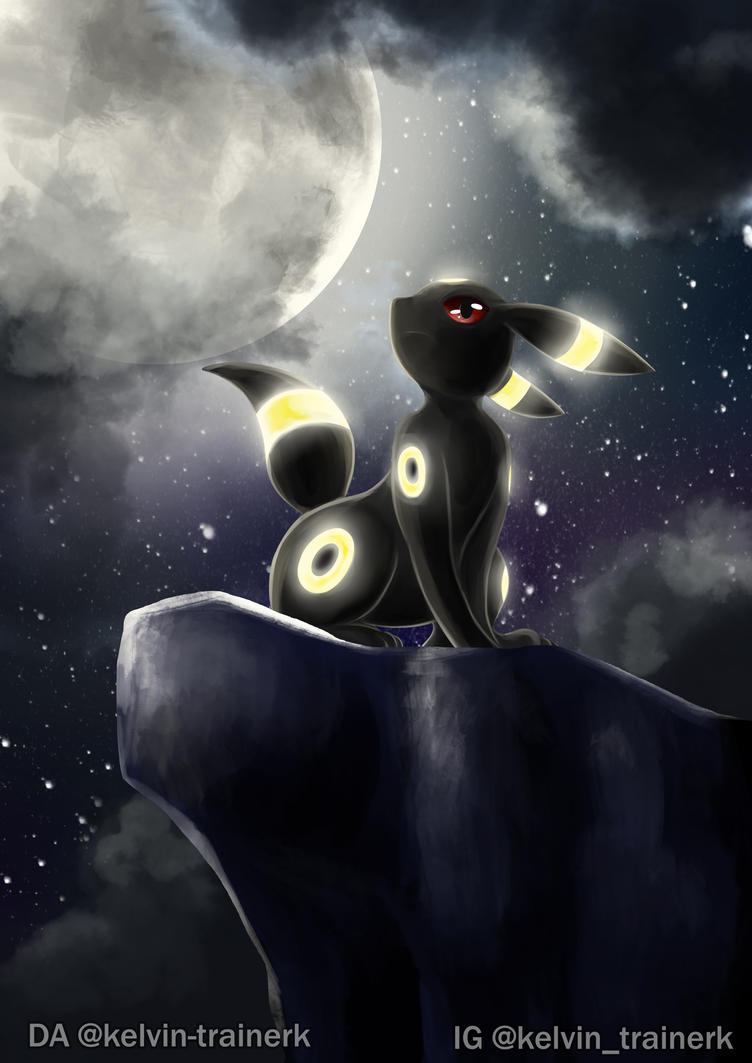 Cursed Umbreon Avatar