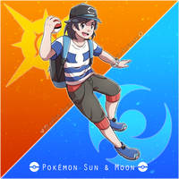 001 The Hero - Sun and Moon Project by kelvin-trainerk
