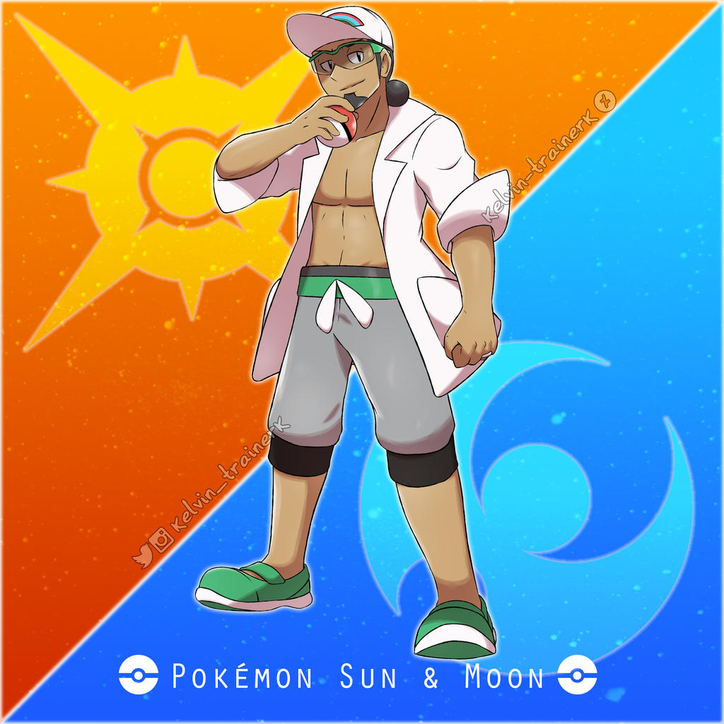016 kukui sun and moon project by kelvin trainerk on