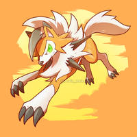 Dusk Form Lycanroc is Here!