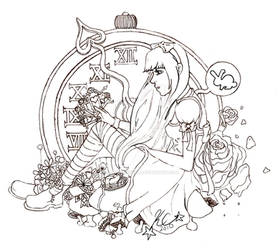 Alice outline