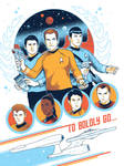 To Boldly Go: JJ Abrams art show @ Gallery 1988