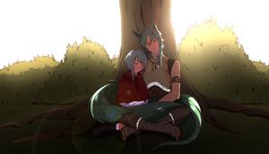 [Lucinder] Something Warm by solaviis