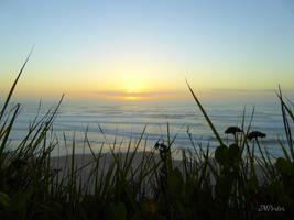 Subtle Sunset by JMPorter
