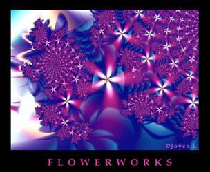 Flowerworks -abstract- by cutegem