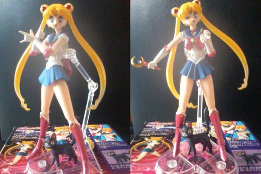 Sailor Moon S.H. Figuarts Action Figure by ShaianWillems