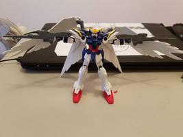 gundam Wing Zero custom Gunpla