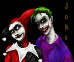 Joker's by liana-wood