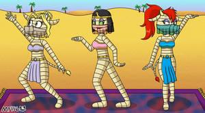 Mummy Dancers by MangaFox156