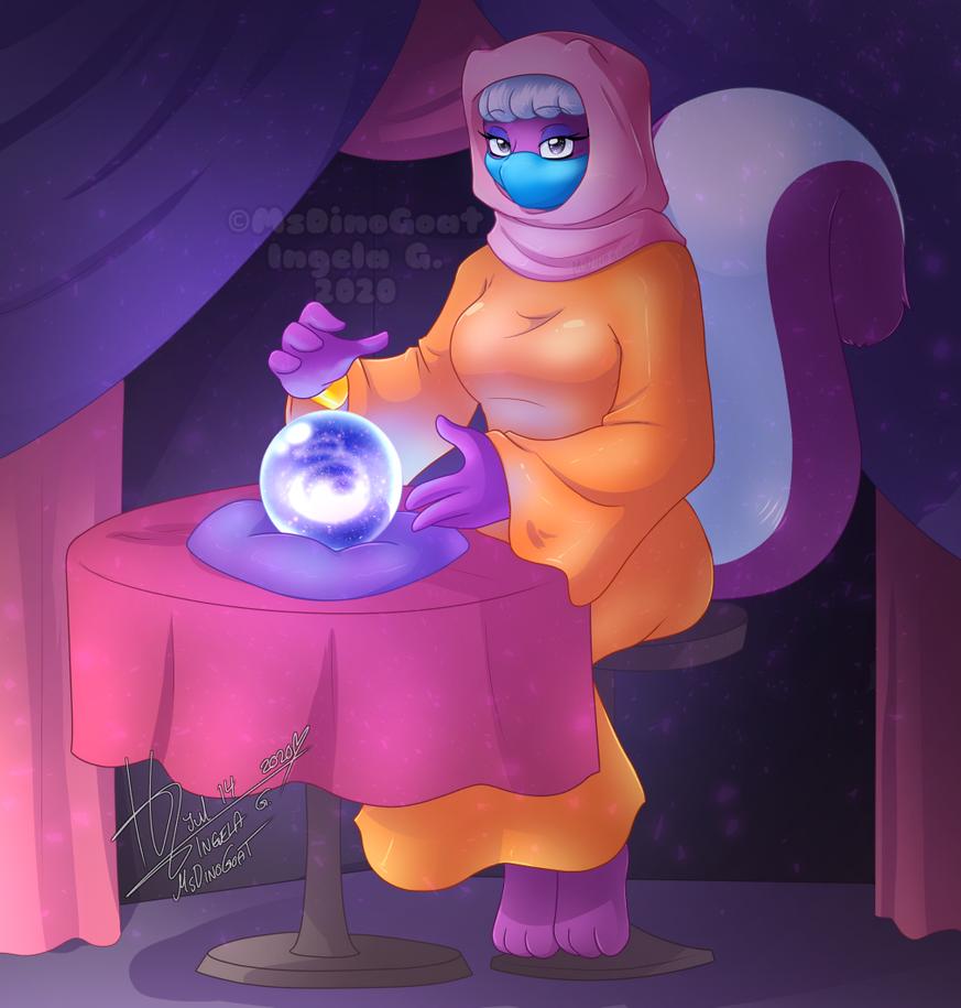 Miranda Mystical by MsDinoGoat