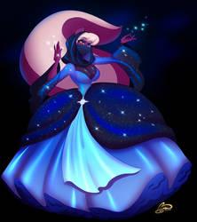 Miranda's Enchanted Stars dress by Belise7