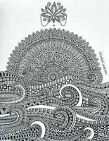 new mandala by Tatyanka-Gunchak