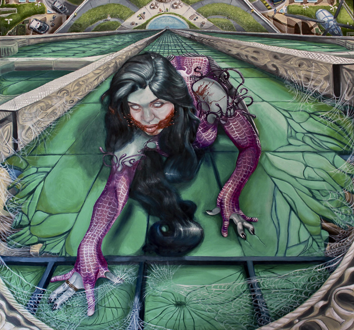 Arachnolypse: Fresh Blood by QuincMSK