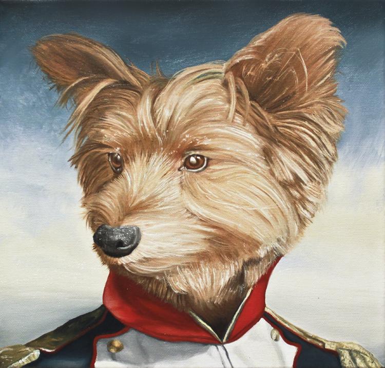 Coco Bonaparte by QuincMSK