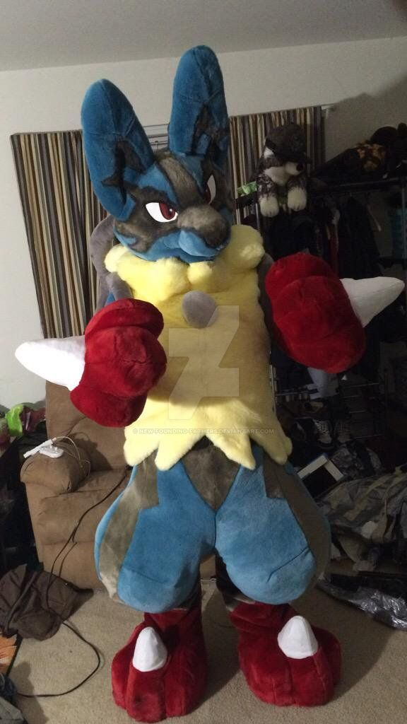 Mega Lucario Suit TF IPhone Wallpaper By New Founding Fathers