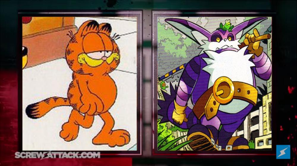 Death Battle Garfield Vs Big Fight By Goodstar64 On Deviantart
