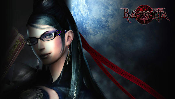 Bayonetta Wallpaper by Patodevil