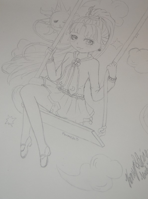 PokeMini Character- Mermaidt13 by Heavonna