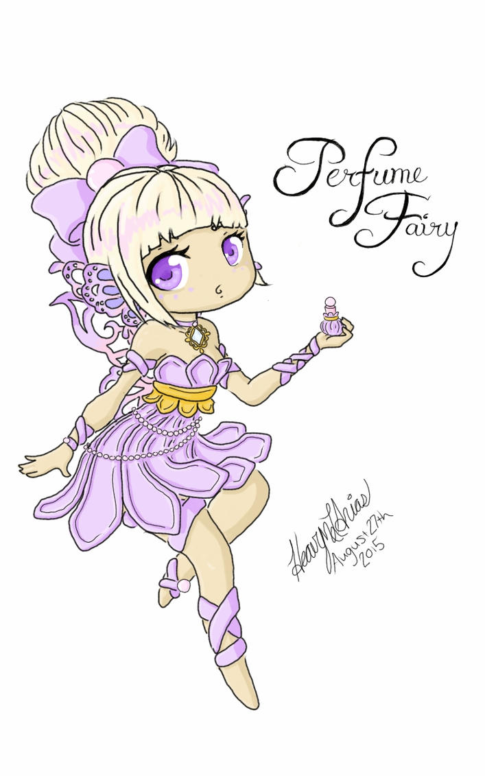 Perfume Fairy by Heavonna