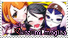 Kazumi Magica Stamp by KanraTC