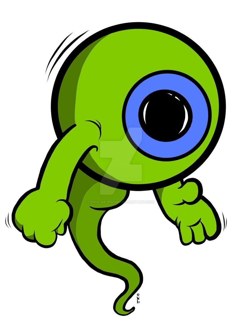 Septic Eye Character