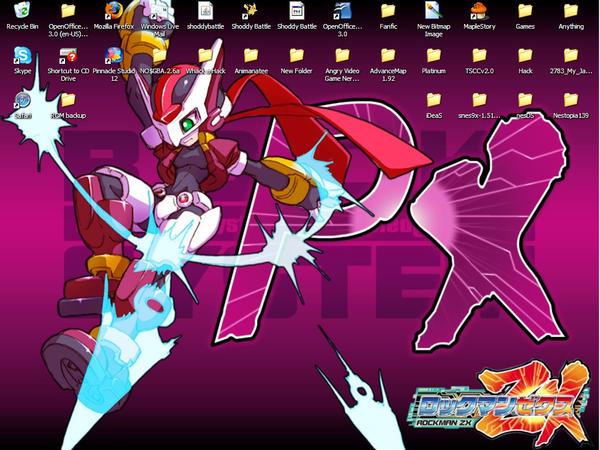Desktop 2009 Take 2 by Optimus35