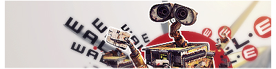 Wall-E Sig by 40-thieves