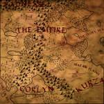 Red Brush Fantasy Map