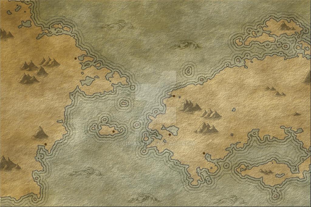 Fantasy Map Template