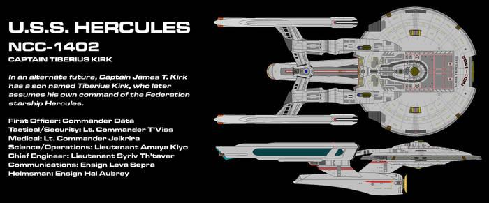 USS Hercules