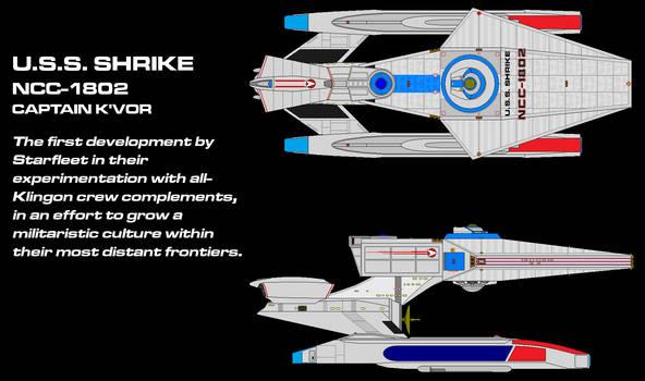 USS Shrike