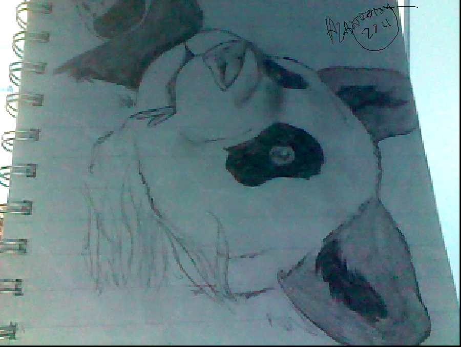 A try at realism- Panda by ShatterTheArtist