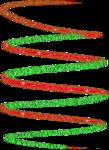 Christmas Swirl by mjmoonwalkerfan