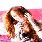 Miley Cyrus Icon by mjmoonwalkerfan
