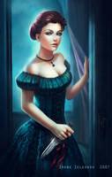 Sharp beauty by ftourini