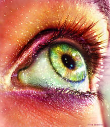 fire in your eye s by ftourini
