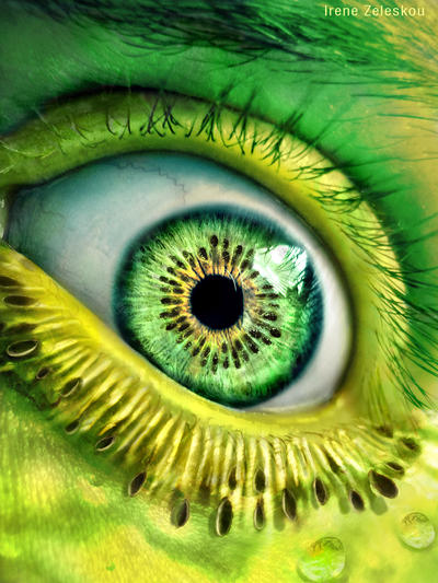 kiwi eye reloaded by ftourini