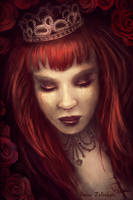 queen of hearts by ftourini
