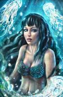 Mermaid jellyfish