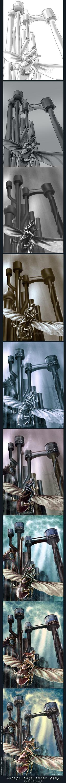 steampunk walkthrough by ftourini