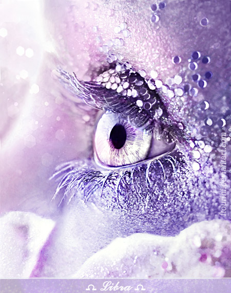 Libra eye by ftourini